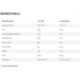 PowerBar Natural Energy Fruit Sportvoeding met basisprijs Apple Strudel 24 x 40g